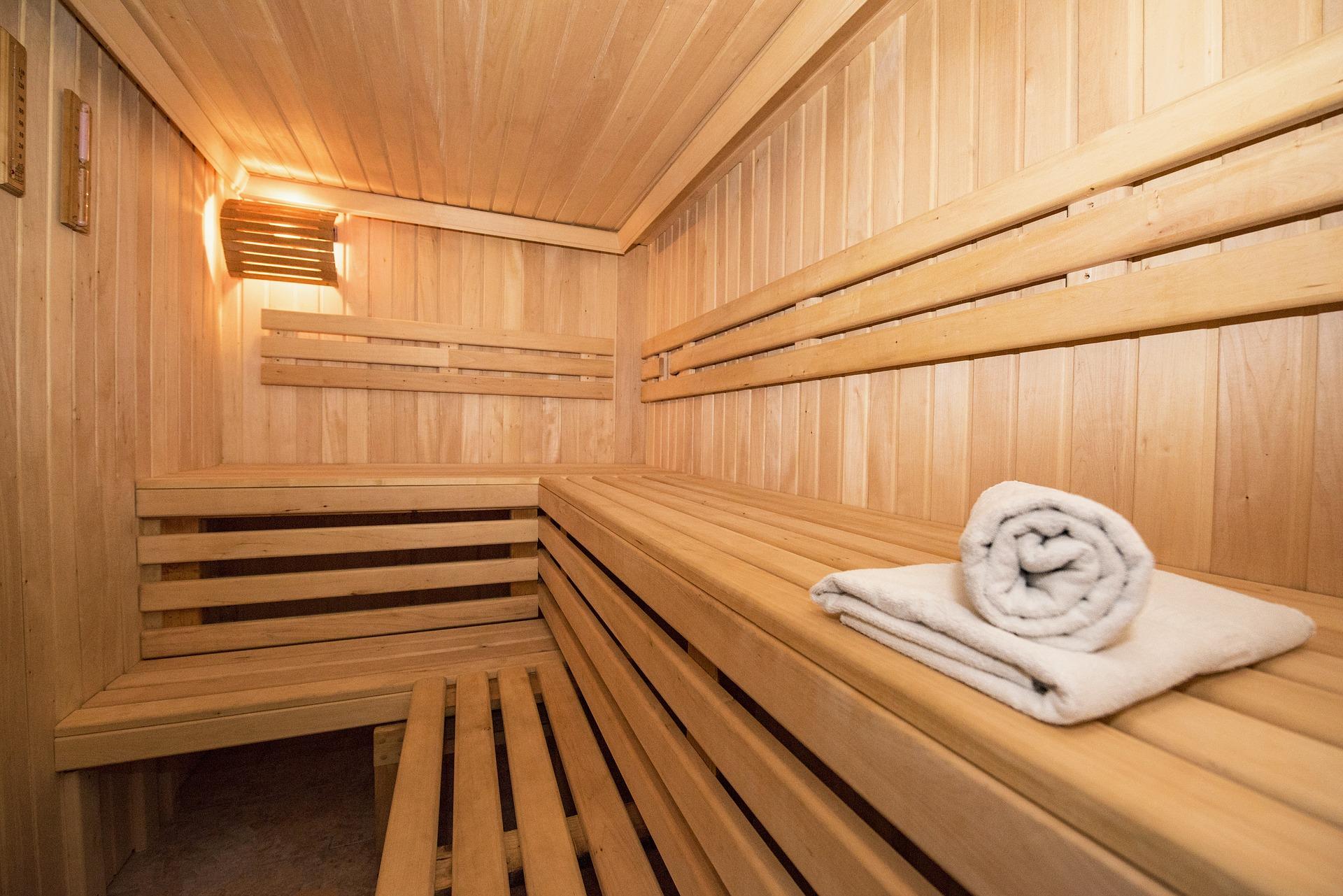 Sauna- Vertical'art - Vertical'art pigalle - detente - relaxation- recuperation