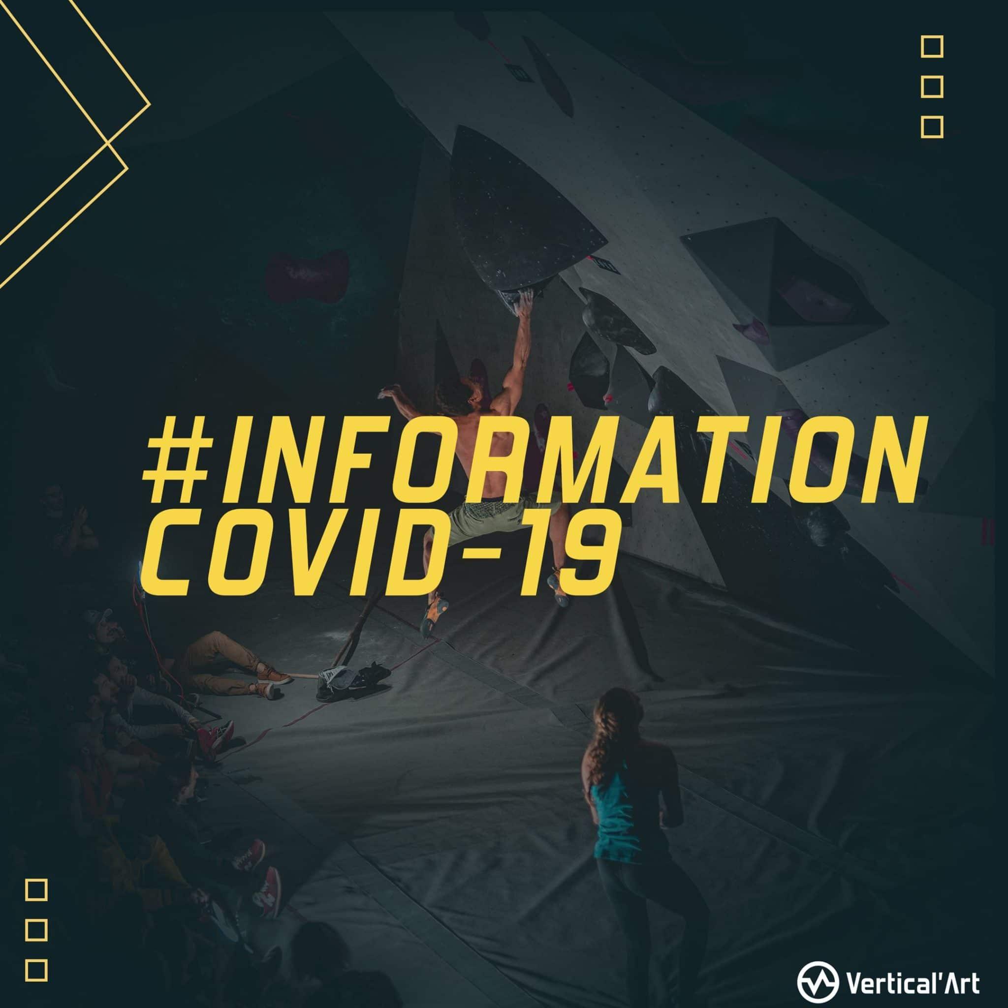 information importante concernant le COVID 19